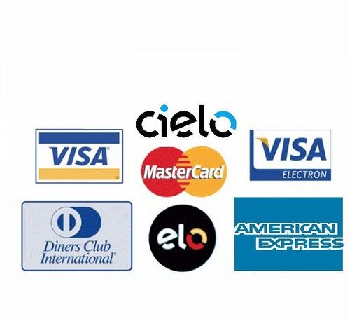 Artesanato Indigena Comprar ~ Adesivo Bandeiras Cartões De Crédito Visa Mastercard Elo