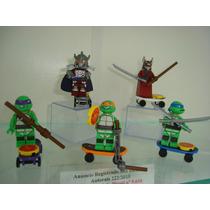 Tartarugas Ninjas Splinter Destruidor Rafael Nickelodeon