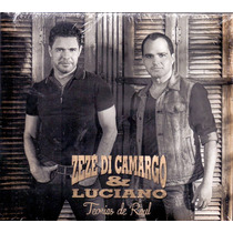 Zezé Di Camargo & Luciano - Teorias De Raul Cd Lacrado
