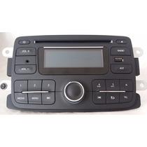 Som Original Renault Sandero Duster Logan Mp3 Usb Bluetooth