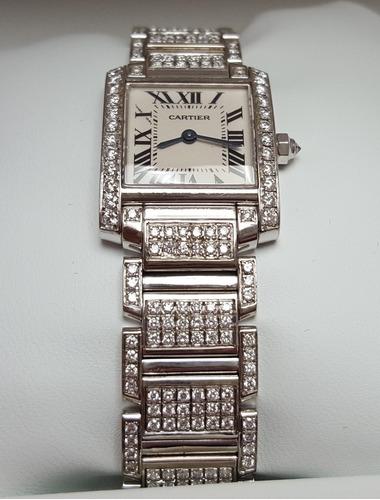 Fotos de relojes cartier de mujer