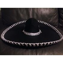 Sombrero Charro Jaripeo Plata Oro Adulto Festival Mayoreo
