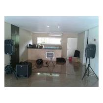 Consola De Sonido Display Cornetas Jbl