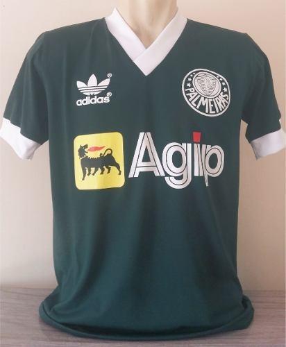 Palmeiras Agip Retrô Verde - Retrostore - R  89 d4724aa8270cf