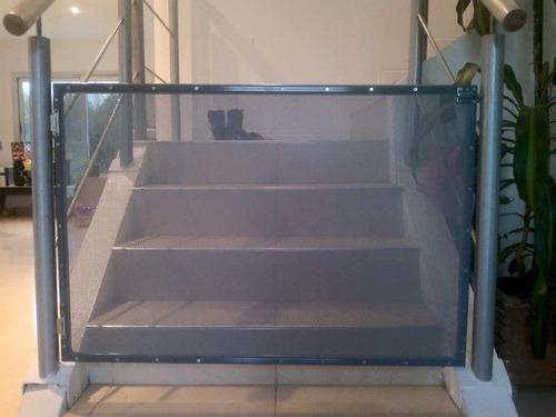 9e9c2df1aaef8 Puertas De Seguridad Para Escaleras Protección Bebes Y Niños ...