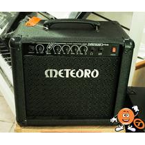 Caixa Cubo Guitarra Meteoro Nitrous Driver 15wrms Original