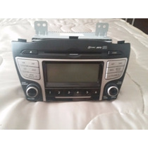 Central Som Rádio Original Hyundai Ix35
