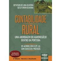 Livro Contabilidade Rural Deyvison Lima Oliveira