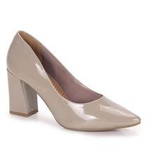 Sapato Scarpin Feminino Via Marte - Bege