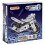 Meccano Dirt Bike 43 Pza Spin Master Real Metal
