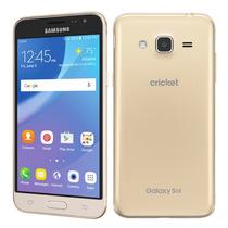 Oferta Samsung Galaxy J3 Sol Dorado / 5 Amoled Android 6