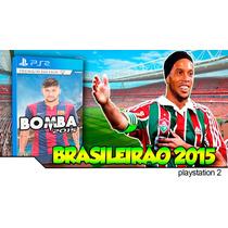Bomba Patch Premium Edition Brasileirão2015 Série A, B