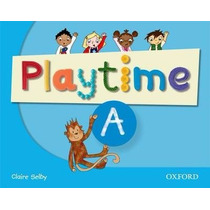 Playtime A - Book - Oxford