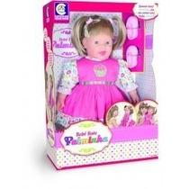 Boneca Bebê Bate Palminha Da Cotiplás Frete Gratis