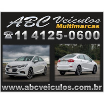 Novo Cruze Sedan Lt 1.4 Turbo - 2017 0km Pronta Entrega R7 C