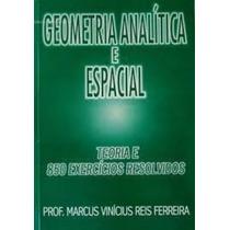 Geometria Analítica E Espacial