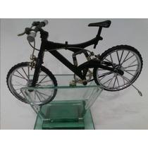 Bicicleta De Montaña A Escala 1/10.