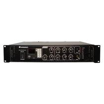 Radson Pa2000 Musb Amplificador 600 Watts 3 Mic 3 Aux