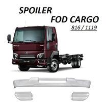 Spoiler Parachoque Caminhão Ford Cargo 816 E 1119