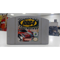 Jogo Rr64 Ridge Racer 64 Para Nintendo 64 N64 Original