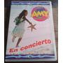 Amy La Niña De La Mochila Azul En Concierto Dvd Danna Paola