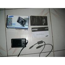 Camara Samsung Es90 14.2 Mpx En Caja Excelente Estado!!