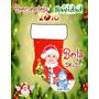 Navidad - Bota Navideña Personalizada
