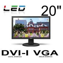 Monitor Led 20 Pulgadas Benq Dvi Vga Hd 720p