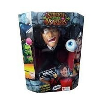 Stretch Strong Monsters Dracula Se Estira Y Grita Top Toys