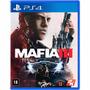 Mafia 3 Ps4 Playstation 4 Português Midia Fisica + Dlc