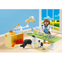 Playmobil 5653 Maletin Veterinario City Life 2016 Nuevo