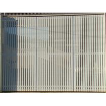 Portões Alumínio Garagem Deslizante, Pivotante E Basculante