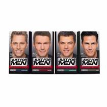 Just For Men Colorante Shampoo Cubre Canas Color Castaño