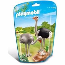 Retromex Playmobil 6646 Avestruces Ave Animal Zoologico