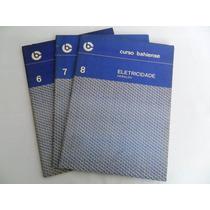 Livro Didático Curso Bahiense Eletricidade Heraldo Lote