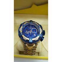 Lindo Relógio Invicta Bolt 21361 Lançamento 54mm Promocional