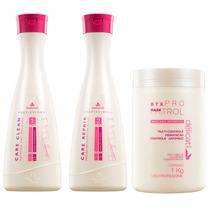 Madamelis 1 Kit Escova Progressiva + 1 Botox Madame Lis 1kg