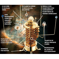 Fascículos Da Coleção Monte E Descubra O Sistema Solar