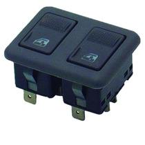 Interruptor Vidro Santana Duplo Kit Glass Int4034