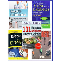 Libros De Diabetes/diabeticos En Pdf. Pack