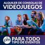 Alquiler De Consolas De Video Juegos - Play Mat