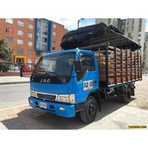 Camiones Estacas Jac