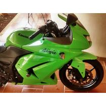 Kawasaki Ninja 250 Passo Financiamento