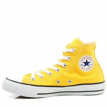 Tênis All Star Converse Amarelo - Frete Grátis