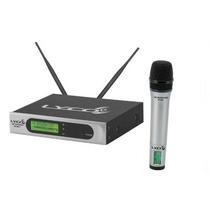 Microfone Lyco Uh228.1m Sem Fio Uhf;07437 Musical Sp