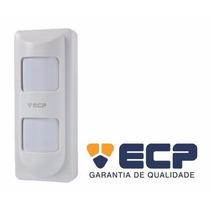 Sensor Infravermelho Duplo Ecp 3d Ivp Microondas + Pet 45kg