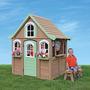 Casita Casa De Madera Para Niños Exterior Importada