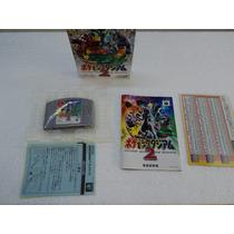 Fita Pokemon Pocket Monsters 2 - Nintendo 64 - N64