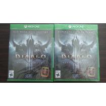 Diablo Iii Ultimate Evil Edition Xbox One Nuevo Sellado