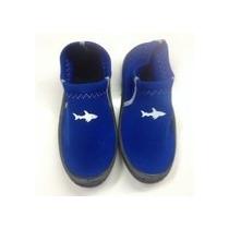 Zapato Aquatico Azul Escualo Talla 22
